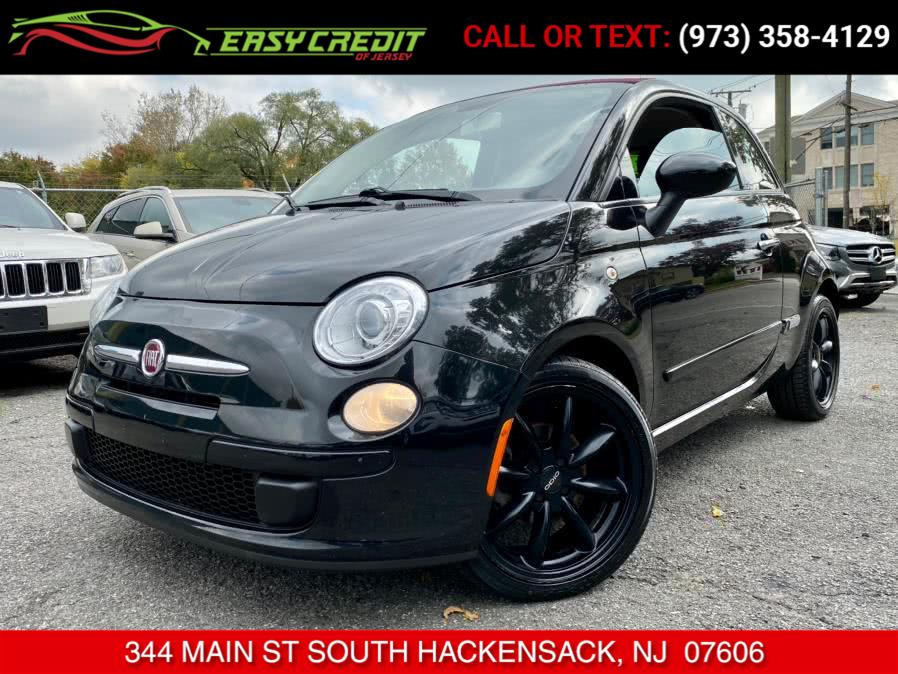 Used 2012 FIAT 500 in South Hackensack, New Jersey | Easy Credit of Jersey. South Hackensack, New Jersey