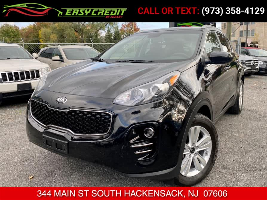 Used 2017 Kia Sportage in South Hackensack, New Jersey | Easy Credit of Jersey. South Hackensack, New Jersey
