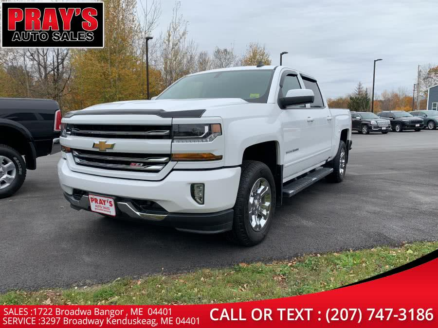Used 2017 Chevrolet Silverado 1500 in Bangor , Maine | Pray's Auto Sales . Bangor , Maine