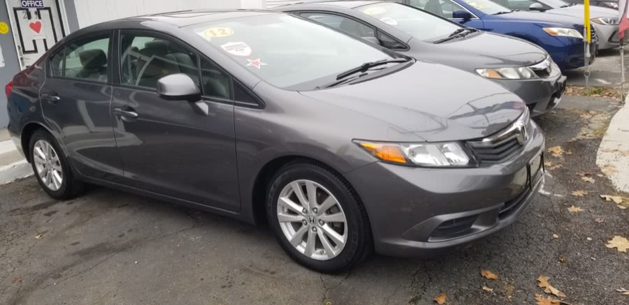 Used 2012 Honda Civic Sdn in Milford, Connecticut | Adonai Auto Sales LLC. Milford, Connecticut