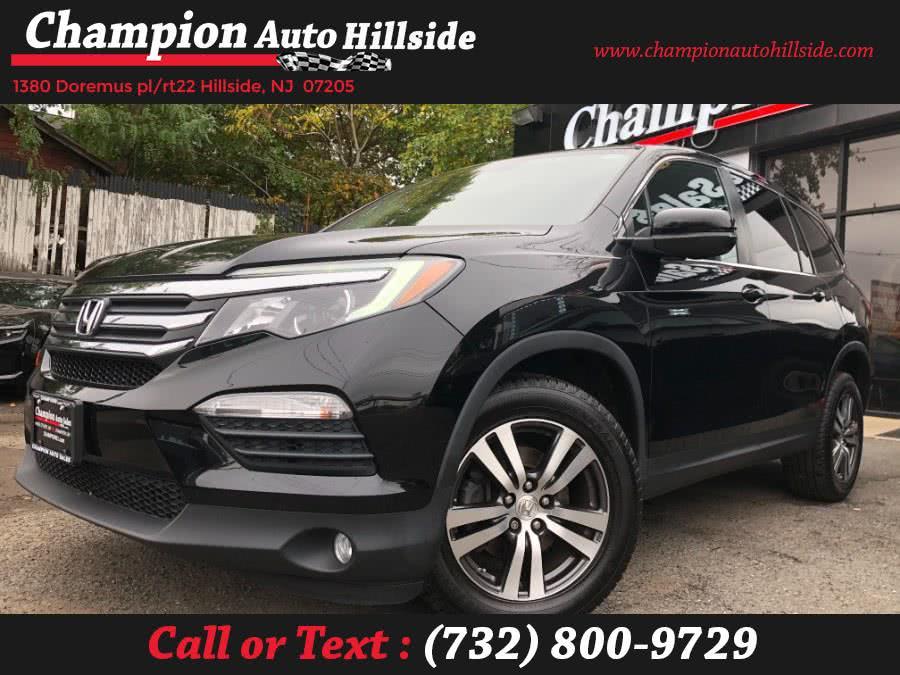 Used 2016 Honda Pilot in Hillside, New Jersey | Champion Auto Hillside. Hillside, New Jersey