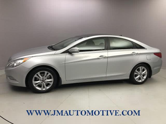 Used Hyundai Sonata 4dr Sdn 2.4L Auto Limited PZEV 2012 | J&M Automotive Sls&Svc LLC. Naugatuck, Connecticut