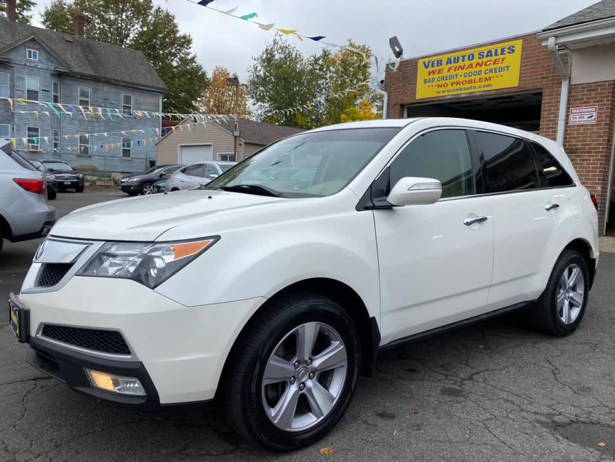 Used Acura MDX AWD 4dr Tech Pkg 2013 | VEB Auto Sales. Hartford, Connecticut