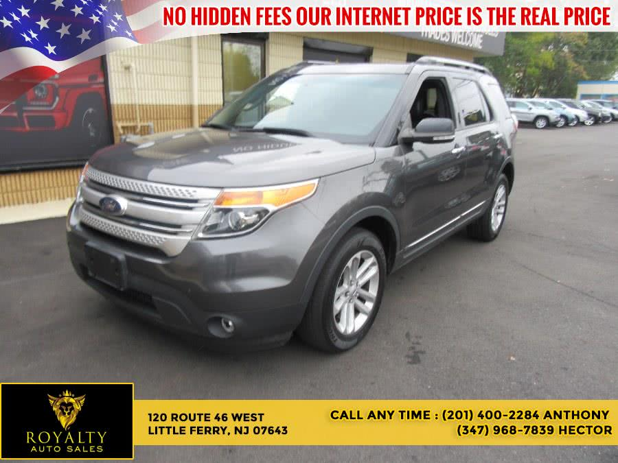 Used 2015 Ford Explorer in Little Ferry, New Jersey | Royalty Auto Sales. Little Ferry, New Jersey