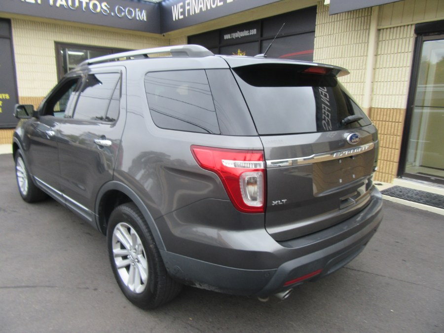 Used Ford Explorer 4WD 4dr XLT 2015 | Royalty Auto Sales. Little Ferry, New Jersey