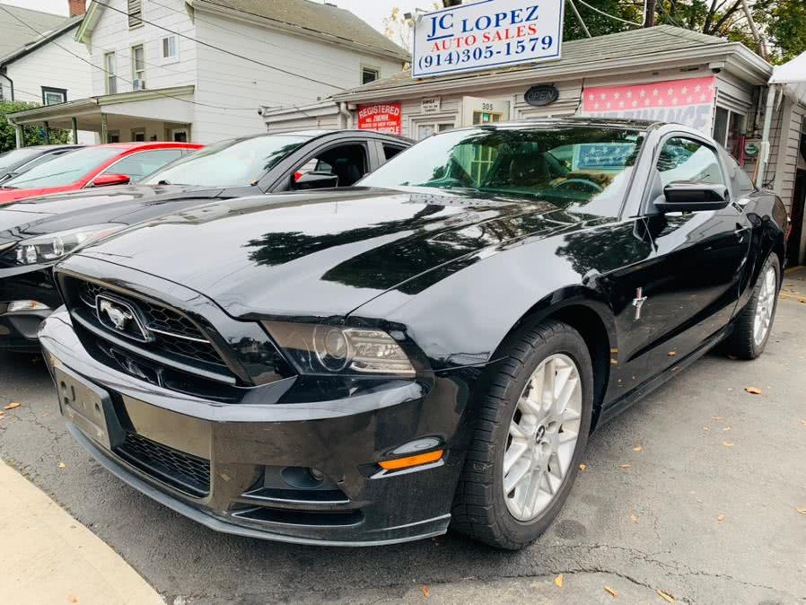 Used Ford Mustang 2dr Cpe V6 Premium 2014 | JC Lopez Auto Sales Corp. Port Chester, New York