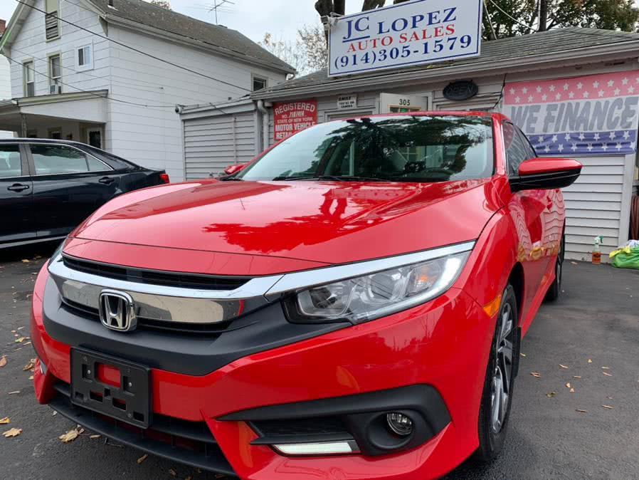 Used 2017 Honda Civic Sedan in Port Chester, New York | JC Lopez Auto Sales Corp. Port Chester, New York