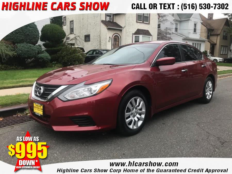Used 2017 Nissan Altima in West Hempstead, New York | Highline Cars Show Corp. West Hempstead, New York