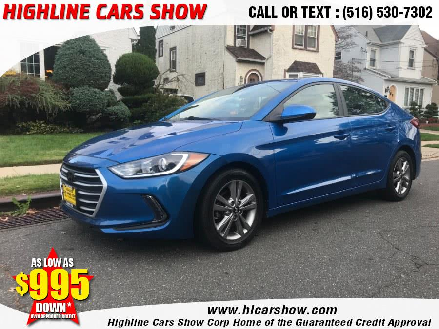 Used Hyundai Elantra SE 2.0L Auto (Ulsan Plant) 2017 | Highline Cars Show Corp. West Hempstead, New York