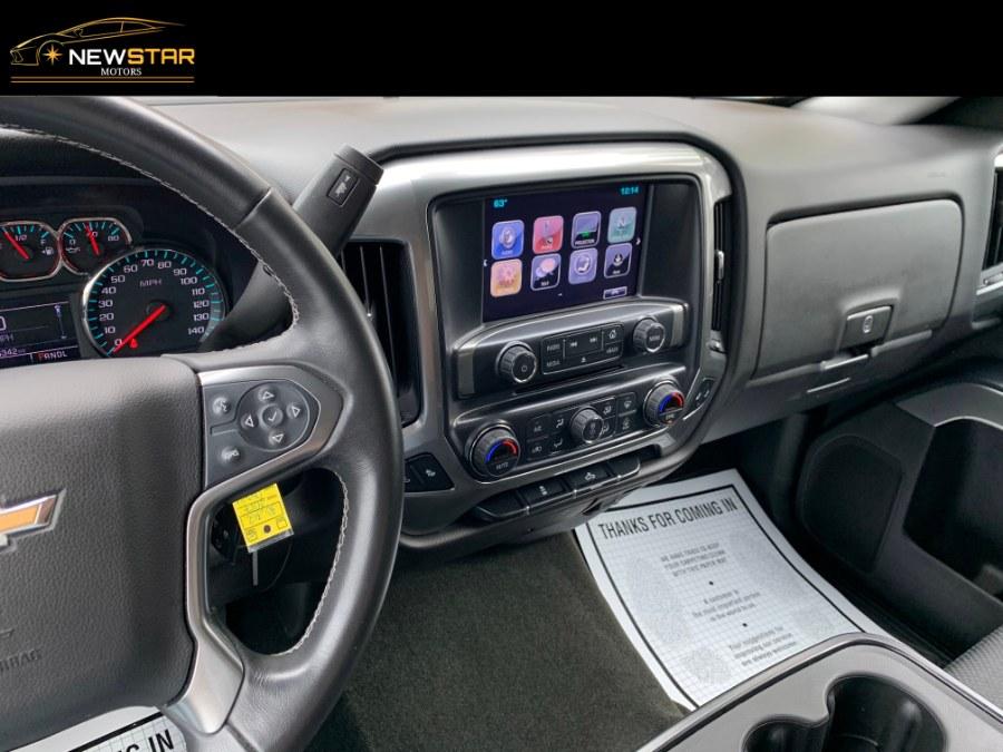 "Used Chevrolet Silverado 1500 4WD Double Cab 143.5"" LT w/2LT 2017 | New Star Motors. Chelsea, Massachusetts"