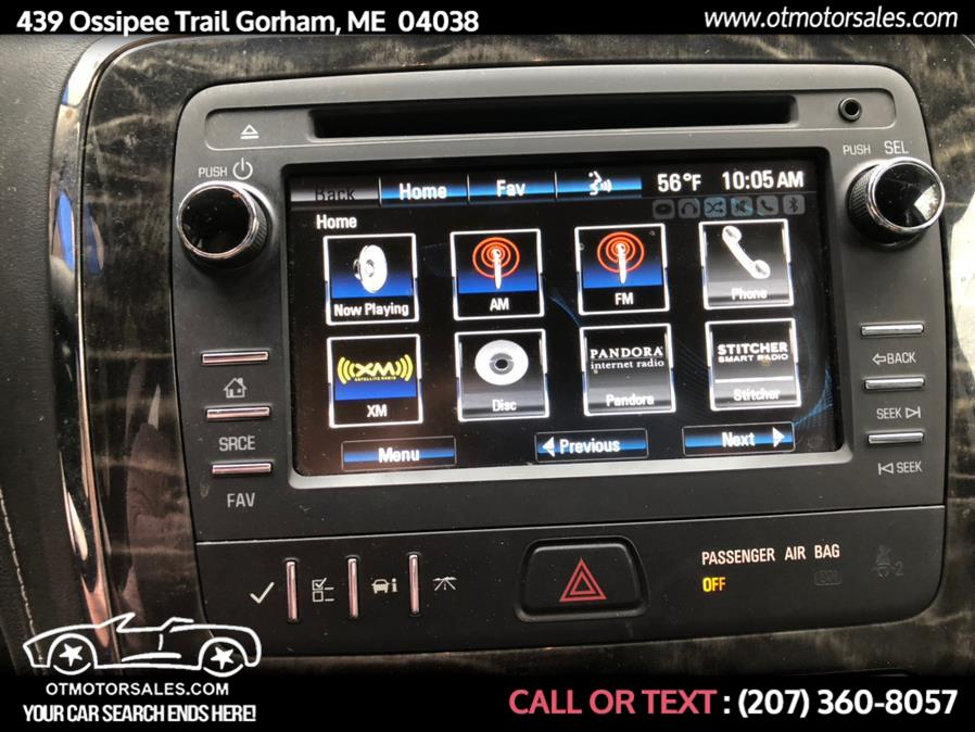Used Buick Enclave AWD 4dr Leather 2014 | Ossipee Trail Motor Sales. Gorham, Maine