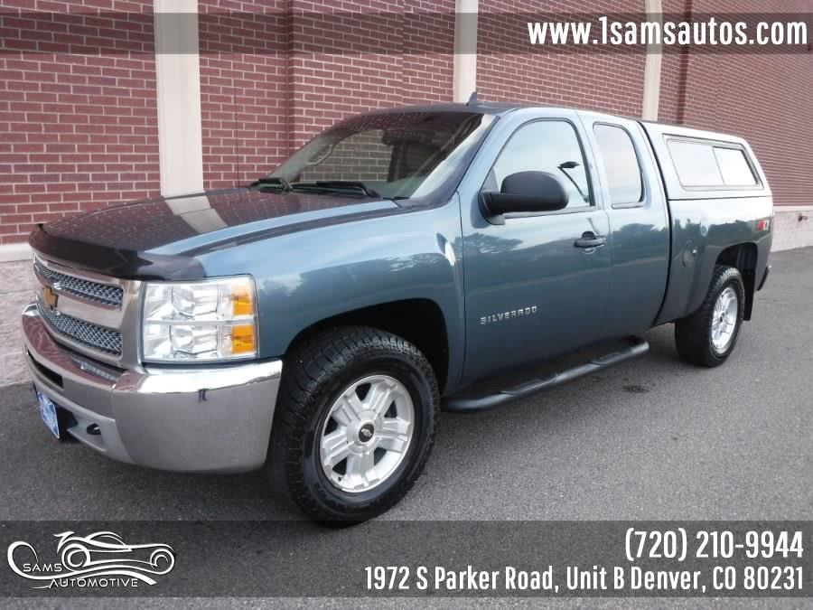 Used 2012 Chevrolet Silverado 1500 in Denver, Colorado | Sam's Automotive. Denver, Colorado