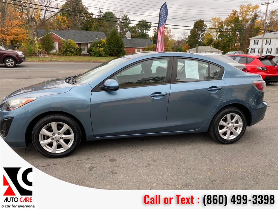 Used Mazda Mazda3 4dr Sdn Auto i Touring 2010   Auto Care Motors. Vernon , Connecticut