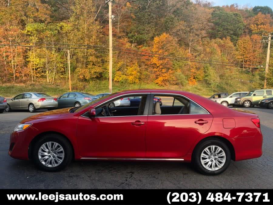 Used 2013 Toyota Camry in North Branford, Connecticut | LeeJ's Auto Sales & Service. North Branford, Connecticut