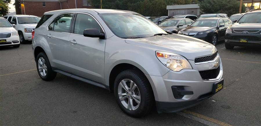 Used Chevrolet Equinox AWD 4dr LS 2014 | Victoria Preowned Autos Inc. Little Ferry, New Jersey