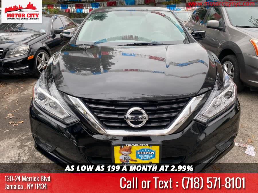 Used 2017 Nissan Altima in Jamaica, New York | Motor City. Jamaica, New York