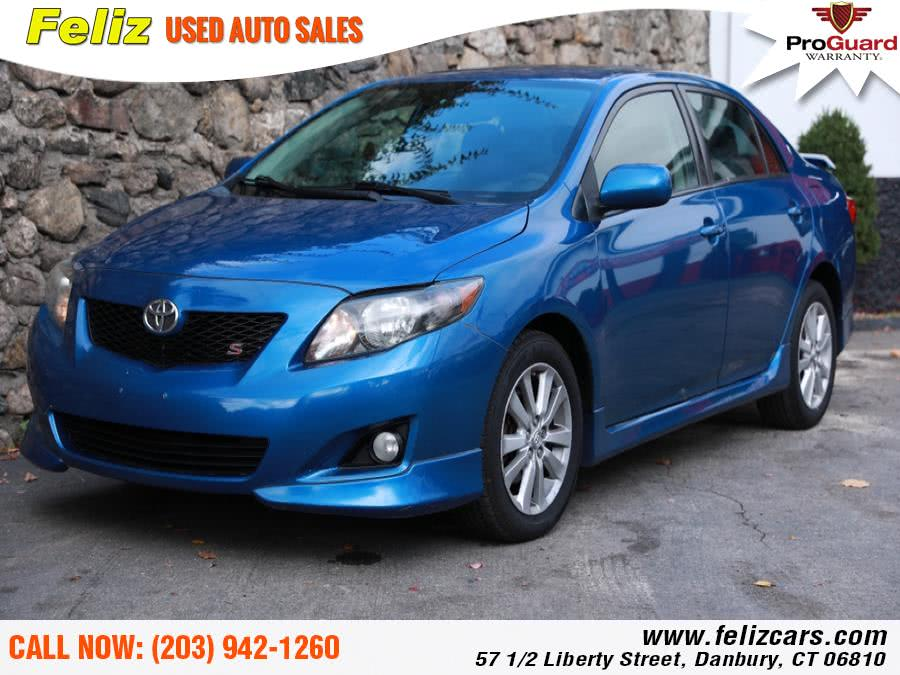 Used 2010 Toyota Corolla in Danbury, Connecticut | Feliz Used Auto Sales. Danbury, Connecticut