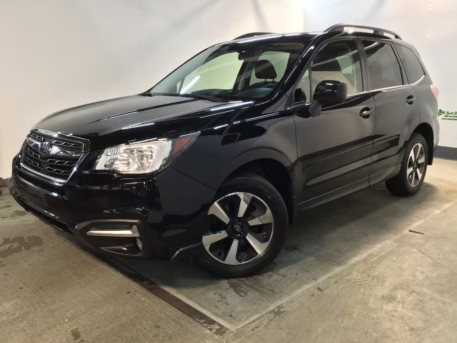 Used Subaru Forester 2.5i Limited CVT 2017 | European Auto Expo. Lodi, New Jersey