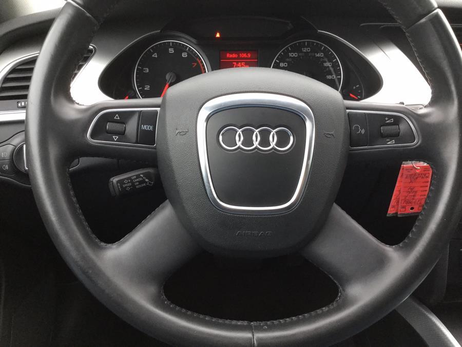 Used Audi A4 4dr Sdn Auto quattro 2.0T Premium 2012   L&S Automotive LLC. Plantsville, Connecticut