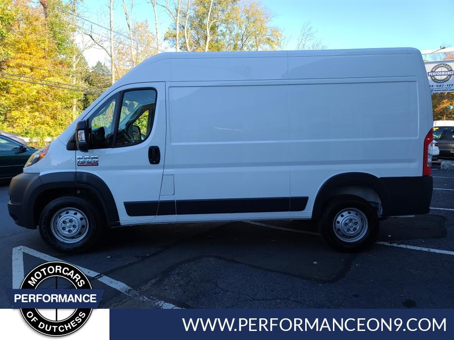 "Used Ram ProMaster Cargo Van 1500 High Roof 142"" WB 2018 