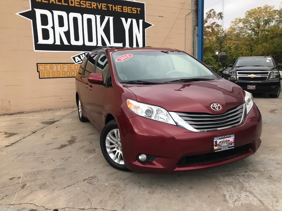 Used 2014 Toyota Sienna in Brooklyn, New York | Brooklyn Auto Mall LLC. Brooklyn, New York