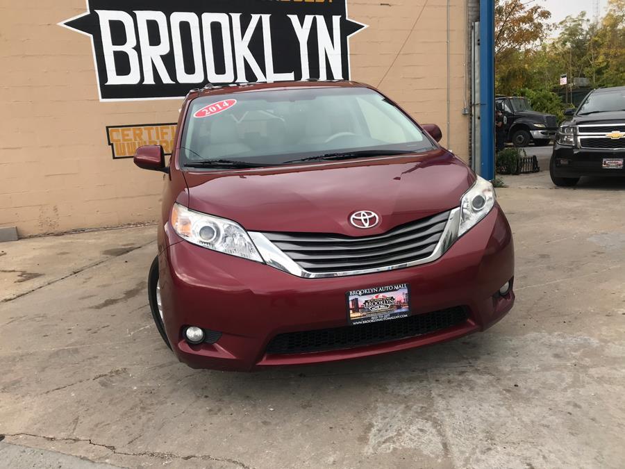 Used Toyota Sienna 5dr 7-Pass Van V6 XLE AAS FWD 2014 | Brooklyn Auto Mall LLC. Brooklyn, New York