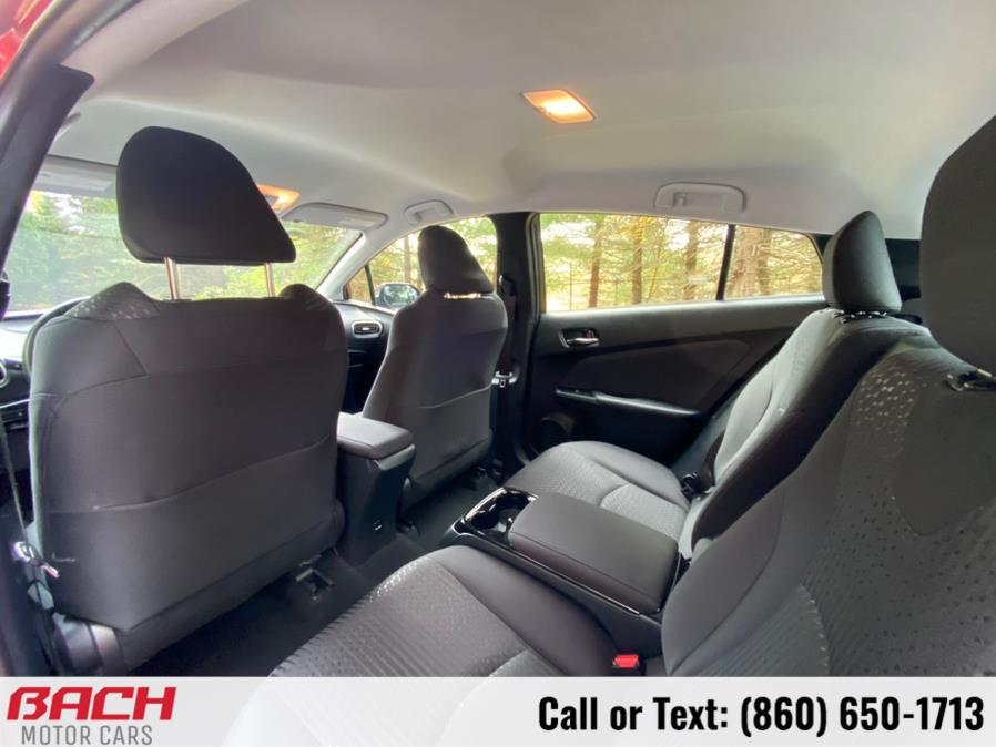 Used Toyota Prius Prime Advanced 2017 | Bach Motor Cars. Canton , Connecticut