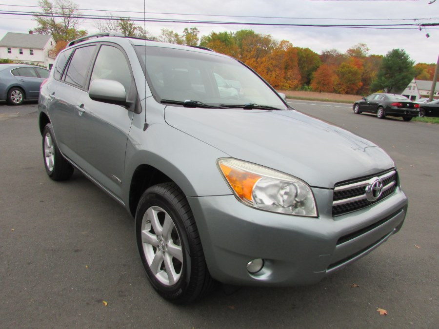 Used Toyota RAV4 4WD 4dr 4-cyl 4-Spd AT Ltd 2008 | United Auto Sales of E Windsor, Inc. East Windsor, Connecticut