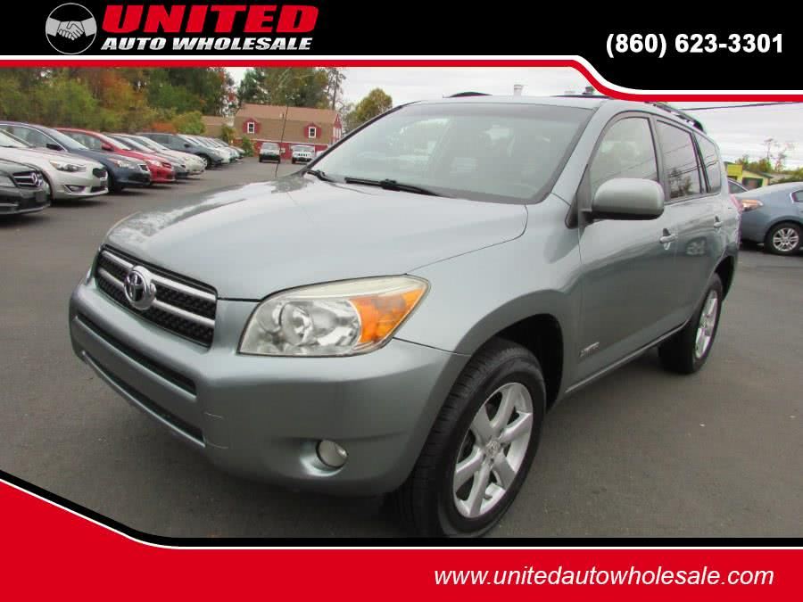 Used 2008 Toyota RAV4 in East Windsor, Connecticut | United Auto Sales of E Windsor, Inc. East Windsor, Connecticut