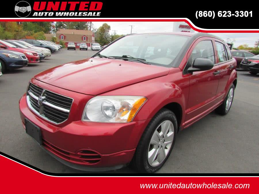 Used 2007 Dodge Caliber in East Windsor, Connecticut | United Auto Sales of E Windsor, Inc. East Windsor, Connecticut