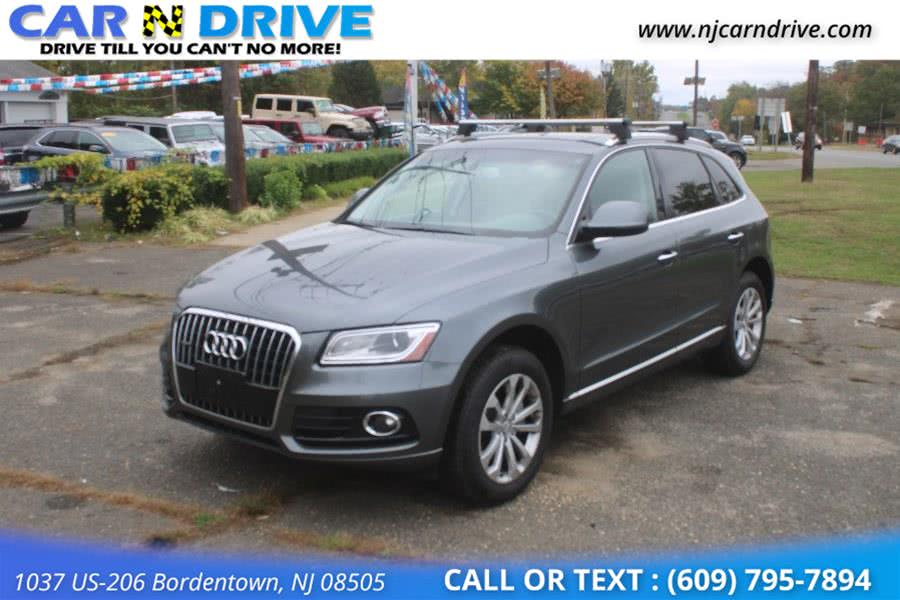 Used 2016 Audi Q5 in Bordentown, New Jersey | Car N Drive. Bordentown, New Jersey