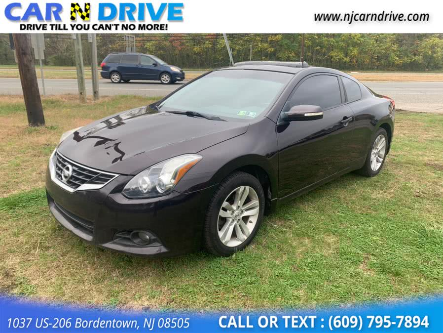 Used Nissan Altima 2.5 S CVT Coupe 2012 | Car N Drive. Bordentown, New Jersey