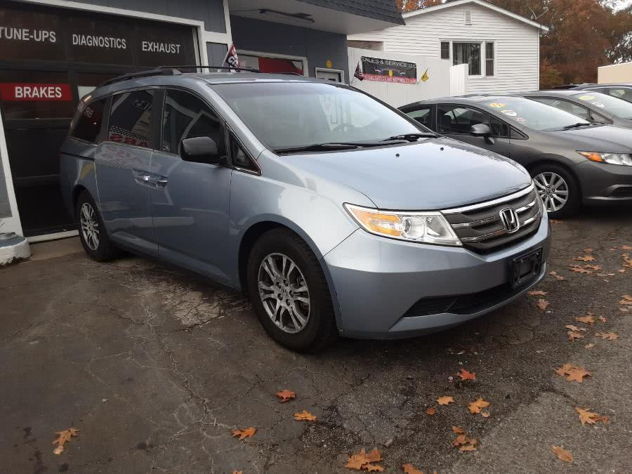 Used 2011 Honda Odyssey in Milford, Connecticut | Adonai Auto Sales LLC. Milford, Connecticut
