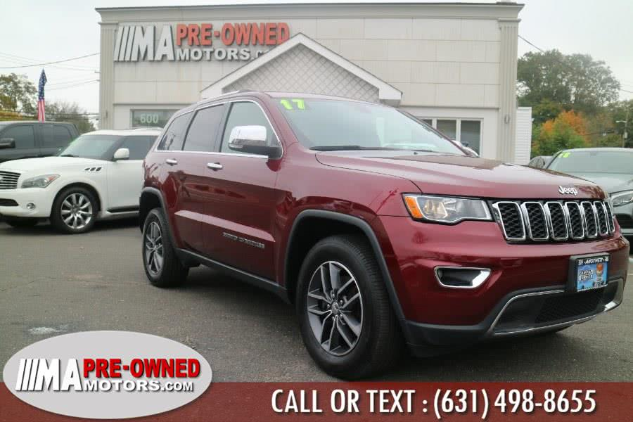 Used 2017 Jeep Grand Cherokee in Huntington, New York | M & A Motors. Huntington, New York