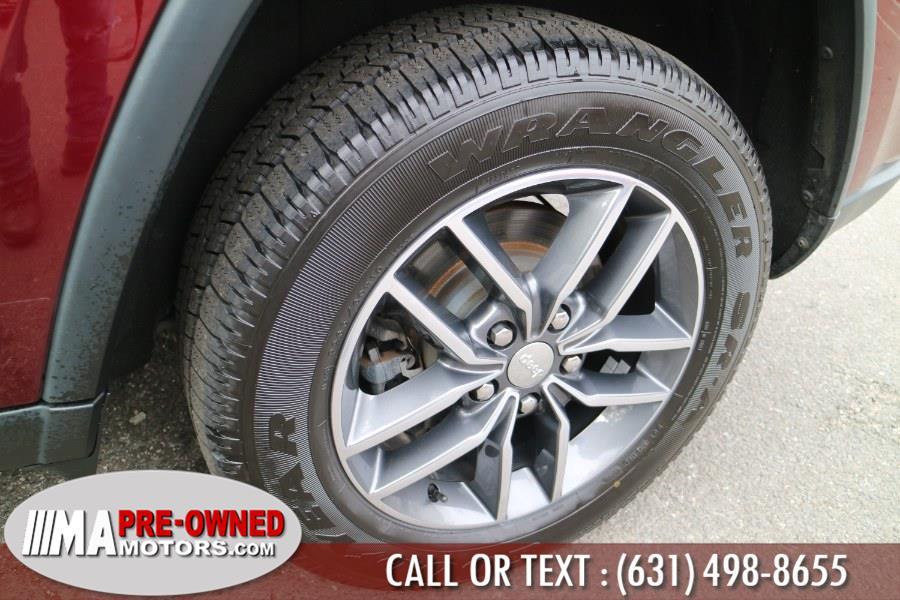 Used Jeep Grand Cherokee Limited 4x4 2017   M & A Motors. Huntington, New York