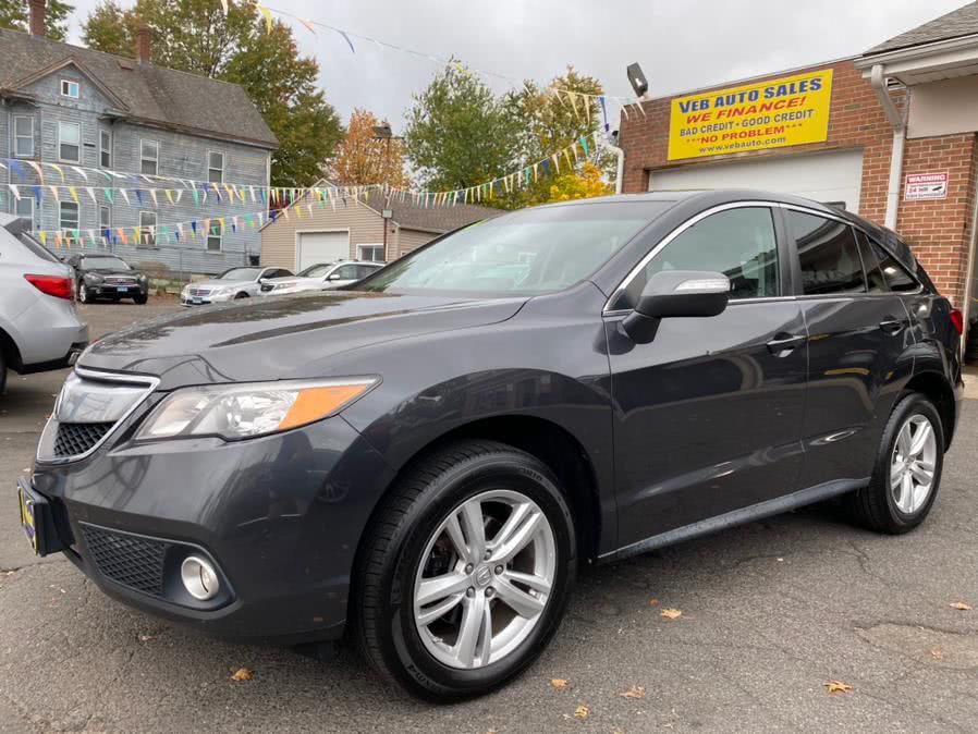 Used 2014 Acura RDX in Hartford, Connecticut | VEB Auto Sales. Hartford, Connecticut