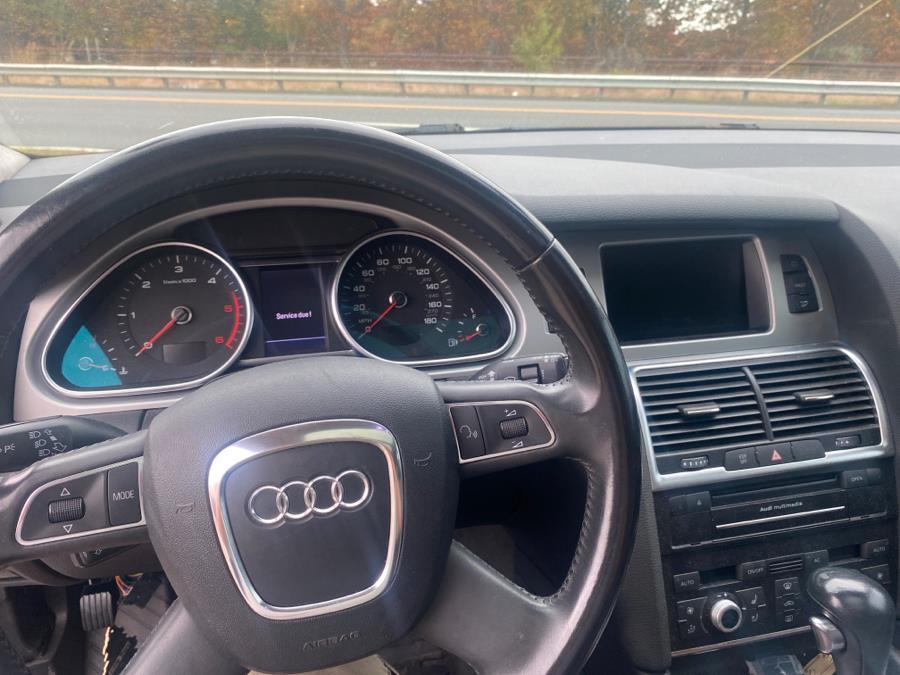 Used Audi Q7 quattro 4dr 3.0L TDI Prestige 2010 | Vertucci Automotive Inc. Wallingford, Connecticut