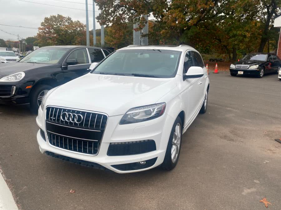 Used 2010 Audi Q7 in Wallingford, Connecticut | Vertucci Automotive Inc. Wallingford, Connecticut