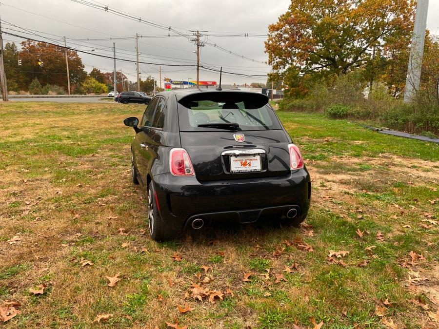 Used FIAT 500 2dr HB Abarth 2012 | Vertucci Automotive Inc. Wallingford, Connecticut