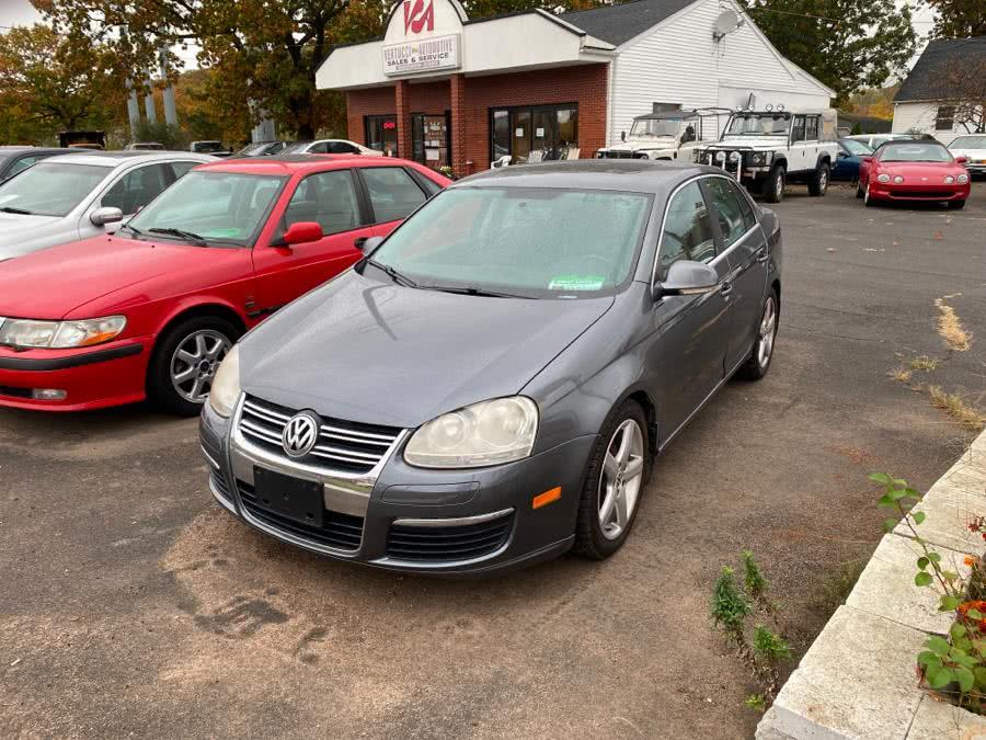 Used Volkswagen Jetta Sedan 4dr 1.9L TDI Manual 2006 | Vertucci Automotive Inc. Wallingford, Connecticut