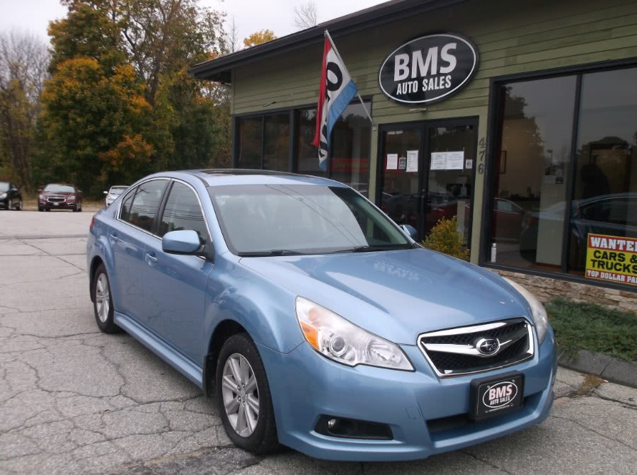 Used 2012 Subaru Legacy in Brooklyn, Connecticut | Brooklyn Motor Sports Inc. Brooklyn, Connecticut