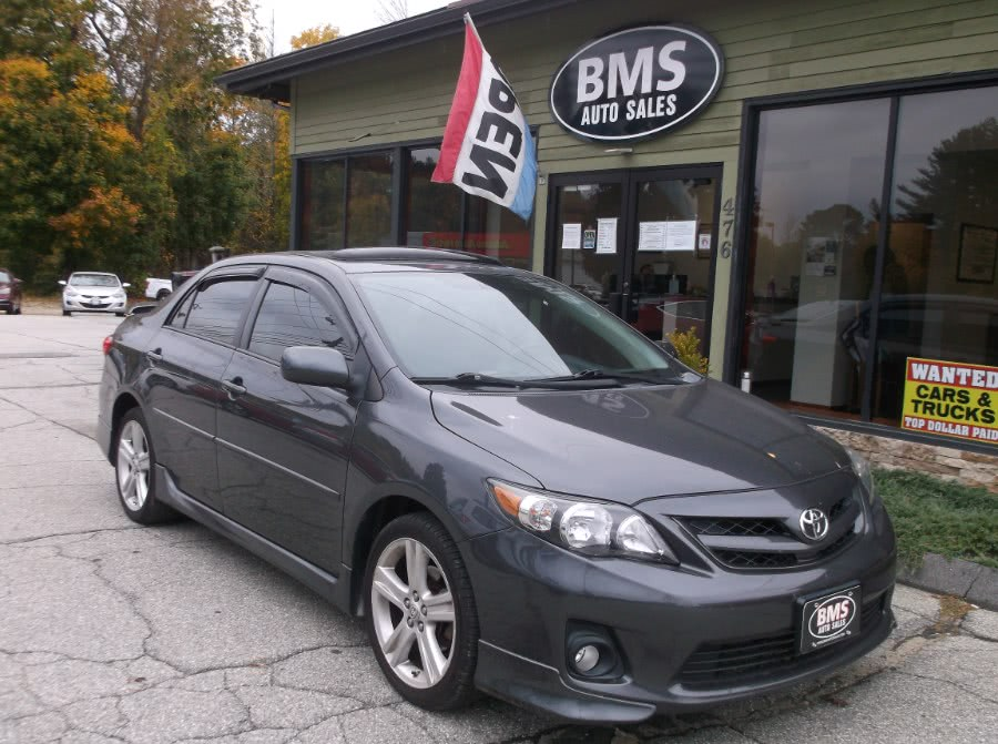 Used 2013 Toyota Corolla in Brooklyn, Connecticut | Brooklyn Motor Sports Inc. Brooklyn, Connecticut