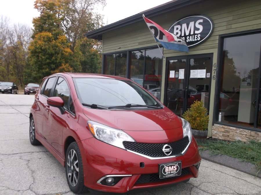 Used 2015 Nissan Versa Note in Brooklyn, Connecticut | Brooklyn Motor Sports Inc. Brooklyn, Connecticut