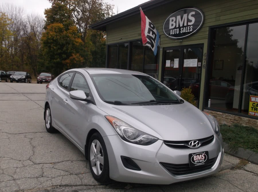 Used 2013 Hyundai Elantra in Brooklyn, Connecticut | Brooklyn Motor Sports Inc. Brooklyn, Connecticut