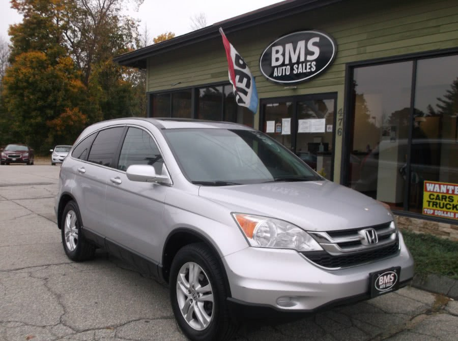 Used 2011 Honda CR-V in Brooklyn, Connecticut | Brooklyn Motor Sports Inc. Brooklyn, Connecticut