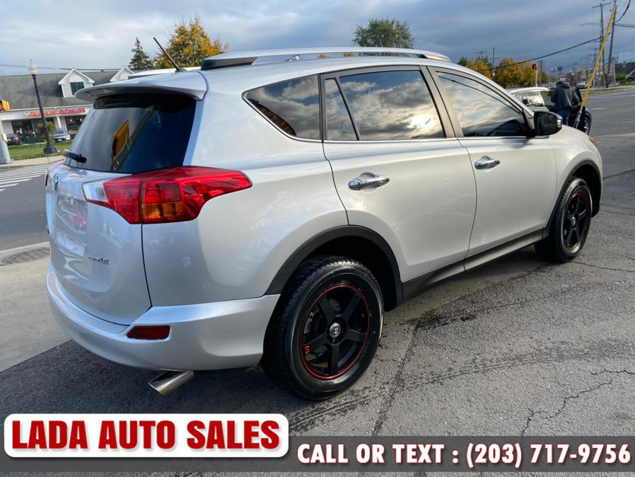 Used Toyota RAV4 AWD 4dr LE (Natl) 2015 | Lada Auto Sales. Bridgeport, Connecticut