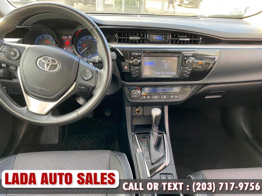 Used Toyota Corolla 4dr Sdn CVT S (Natl) 2016   Lada Auto Sales. Bridgeport, Connecticut