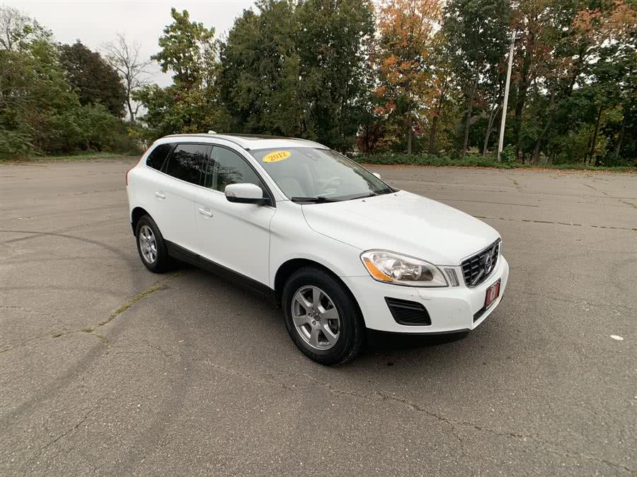 Used Volvo XC60 AWD 4dr 3.2L PZEV 2012 | Wiz Leasing Inc. Stratford, Connecticut
