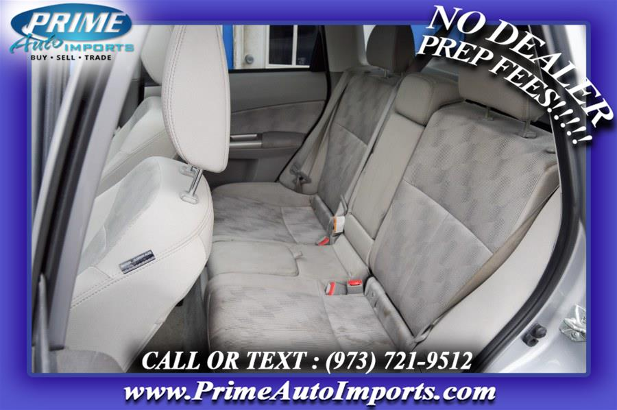 Used Subaru Forester 4dr Auto 2.5X Premium 2010 | Prime Auto Imports. Bloomingdale, New Jersey