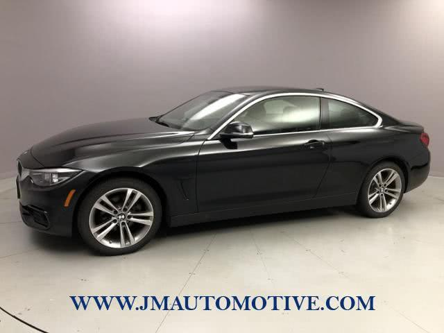 Used 2018 BMW 4 Series in Naugatuck, Connecticut | J&M Automotive Sls&Svc LLC. Naugatuck, Connecticut